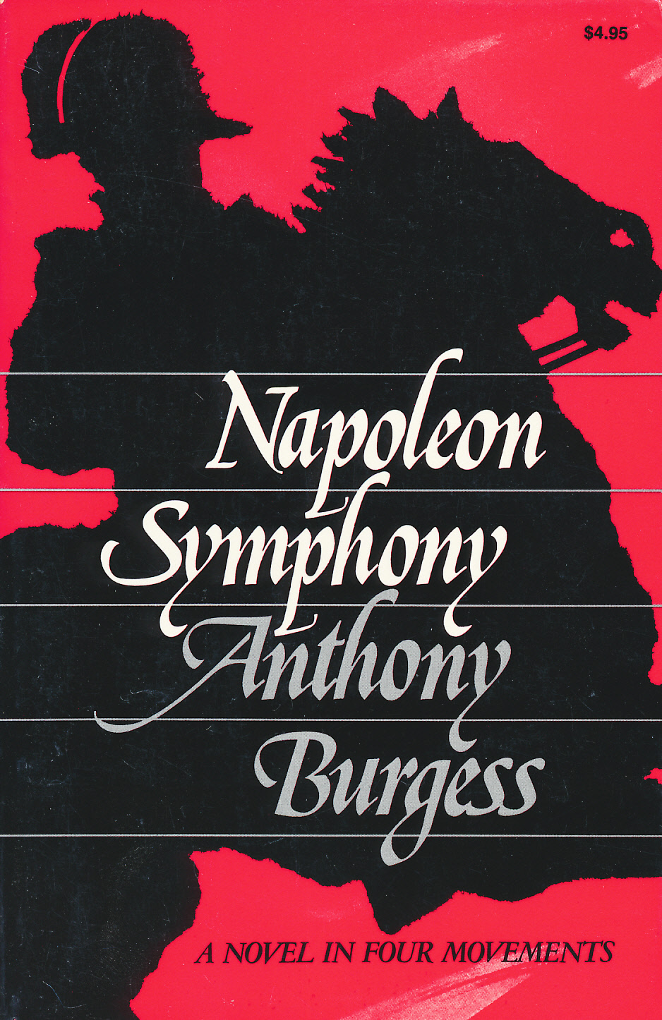 Anthony Burgess symphony