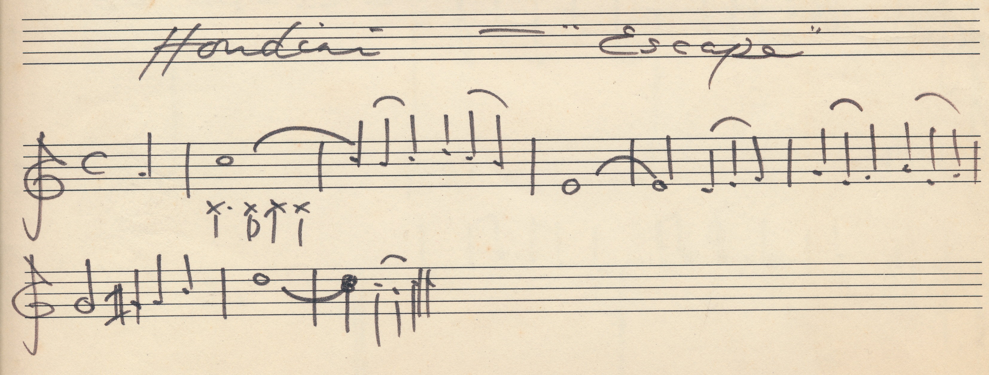 Anthony Burgess music