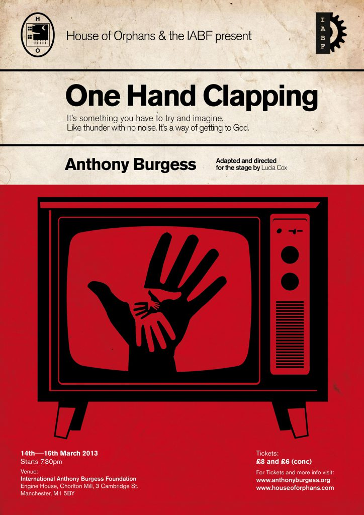 One Hand Clapping A Resource For Reading Groups The International Anthony Burgess Foundation It's time to do the hokey pokey! one hand clapping a resource for