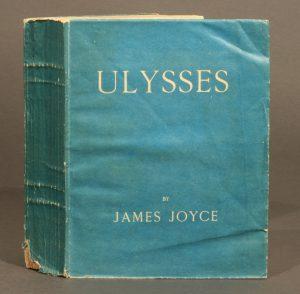 Ulysses James Joyce first edition