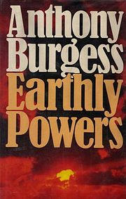 Earthly Powers first edition
