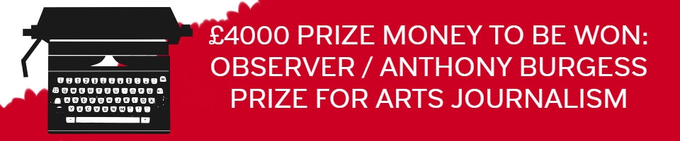 Click to enter the Observer / Burgess prize