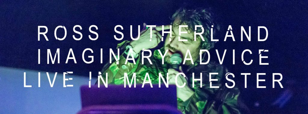 Ross Sutherland - Live In Manchester
