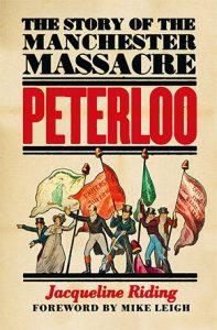 Peterloo book cover