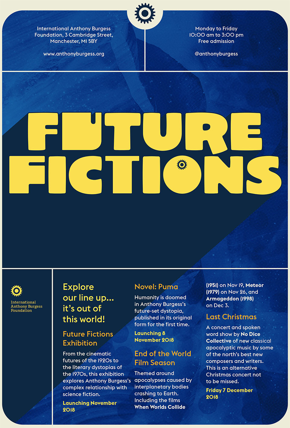 Future Fictions poster