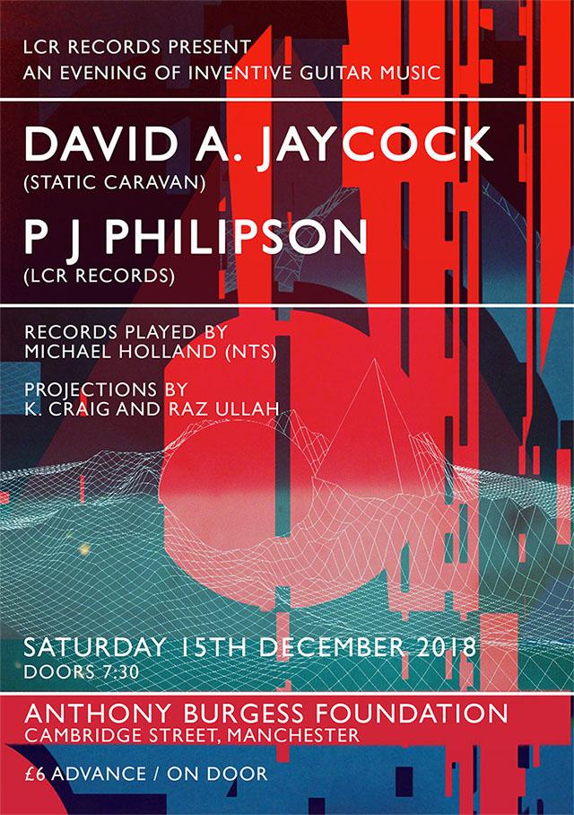 Philipson Jaycock poster