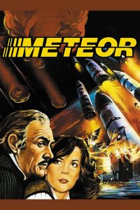 Meteor movie poster