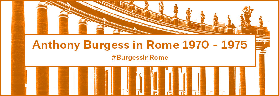 Burgess in Rome