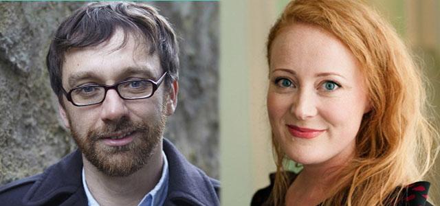 Luke Brown and Emma Jane Unsworth