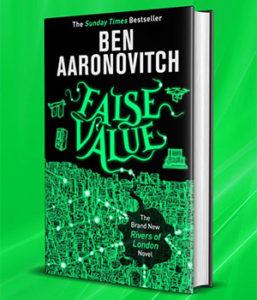 Ben Aaronovitch False Value book cover