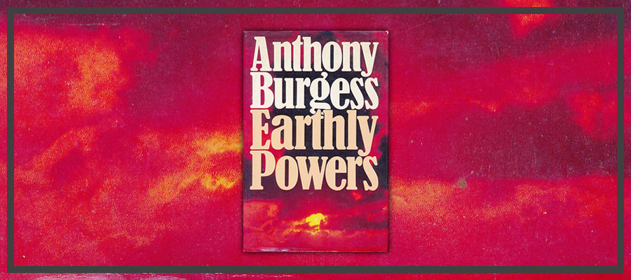 Earthly Powers Hutchinson edition 1980