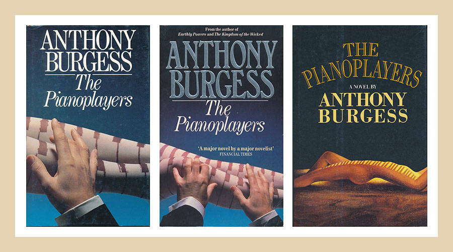 Pianoplayers book covers photo set 1