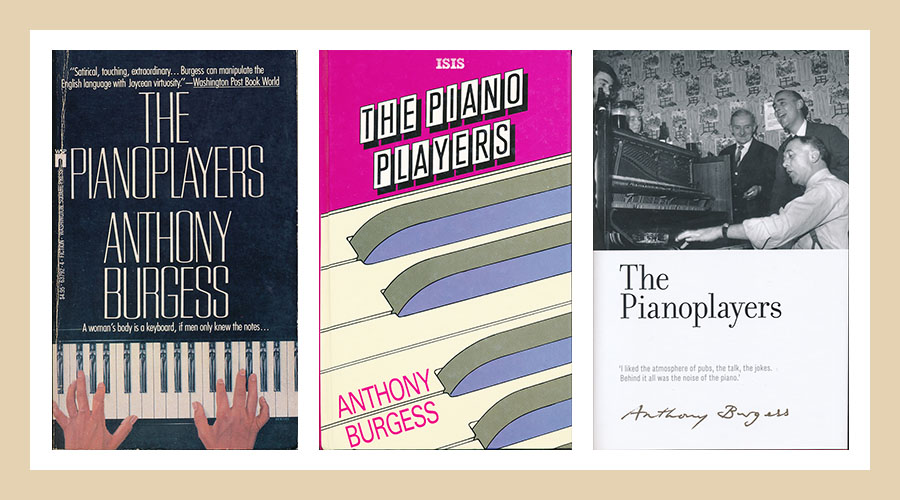 Pianoplayers book covers photo set 2