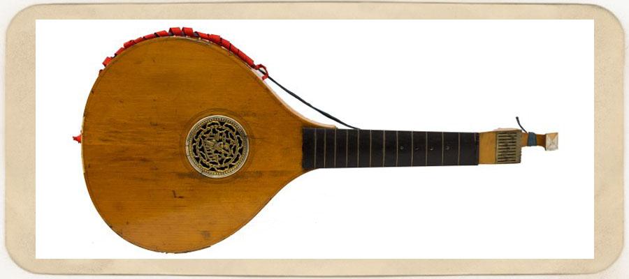 Anthony Burgess's 'English Guitar'
