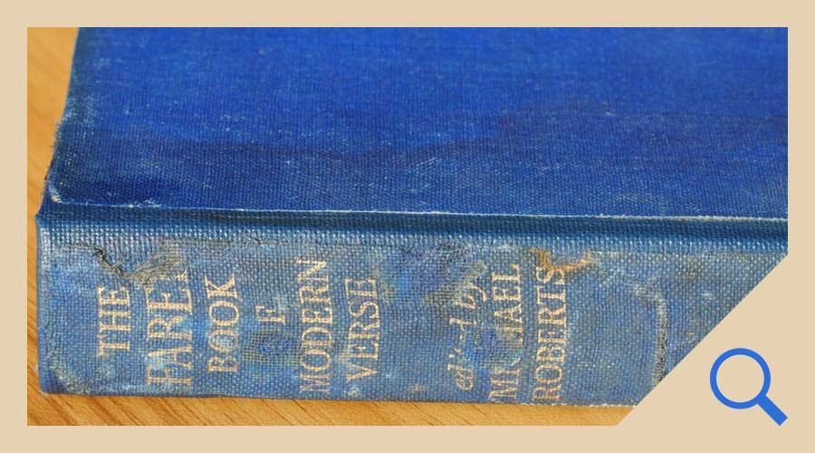 Faber Book of Modern Verse
