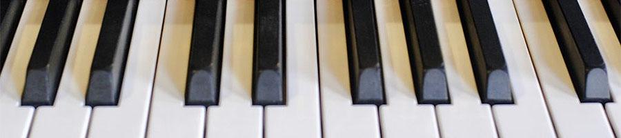 Bosendorfer piano keys