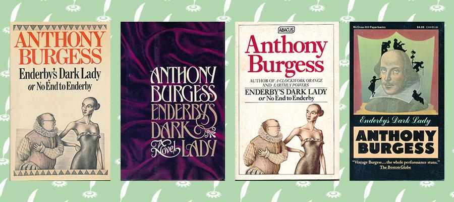 Enderbys Dark Lady covers