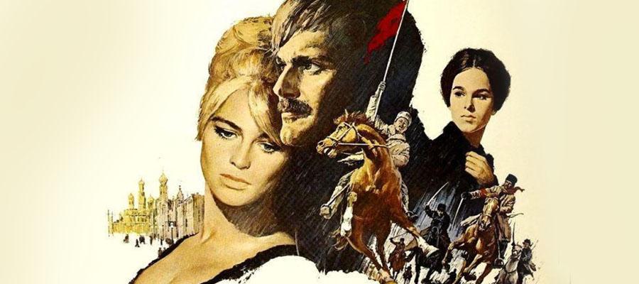 Doctor Zhivago film image
