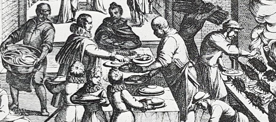 Illustration from Burgess's Shakespeare Folio edition