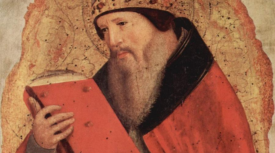Antonello da Messina's St Augustine