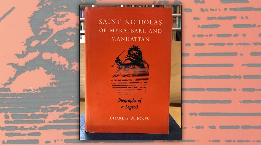 Saint Nicholas of Myra, Bari and Manhattan