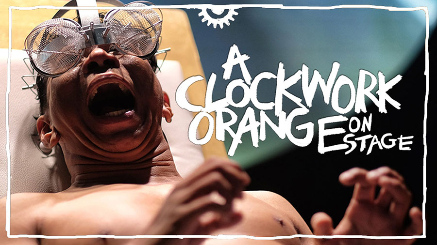 A Clockwork Orange On Stage Singapore