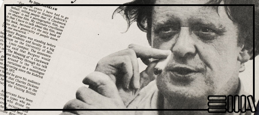 A smoking Burgess in the media