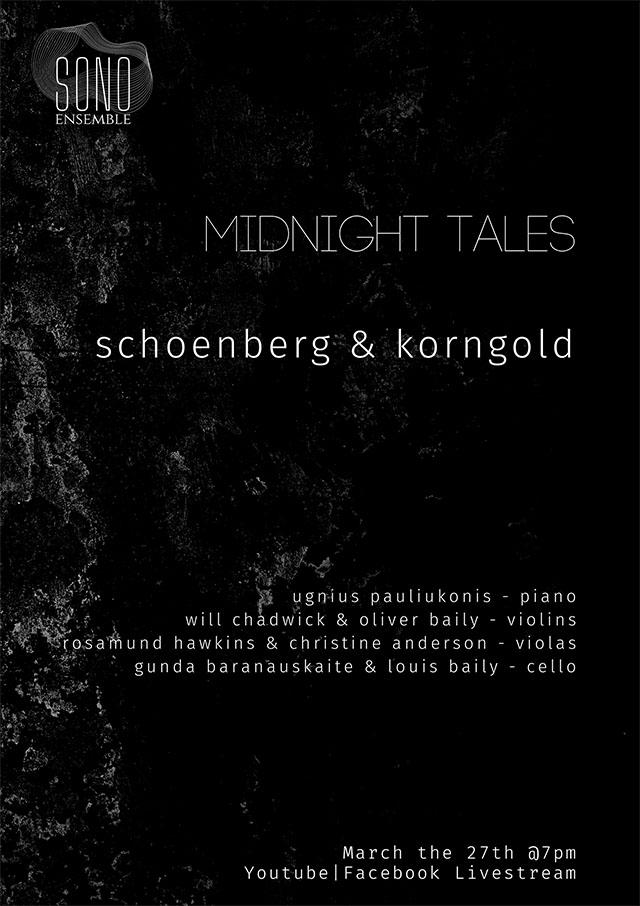 Midnight Tales poster