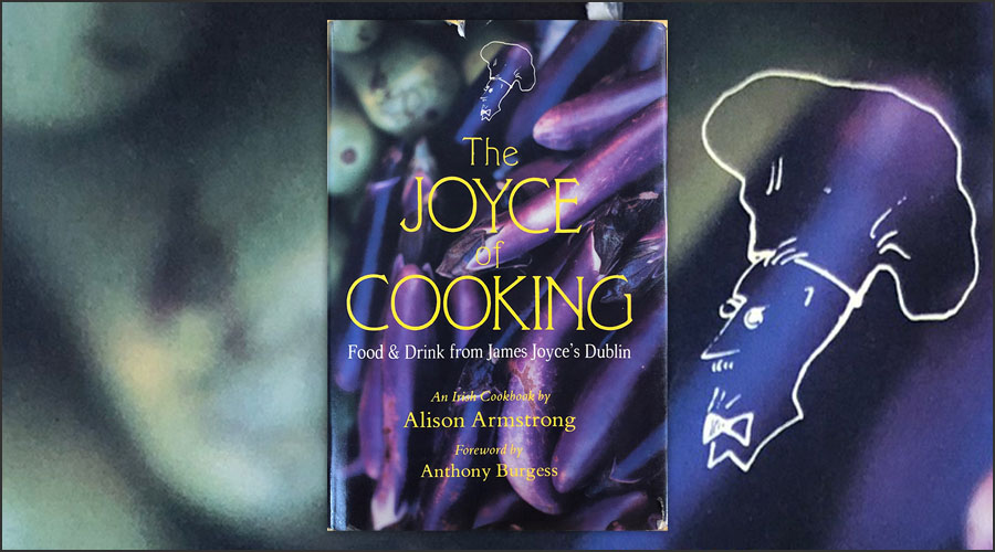 The Joyce of Cooking book cover