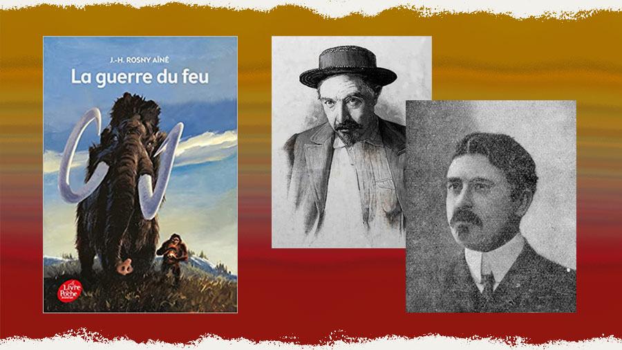 La Guerre Du Feu and its authors