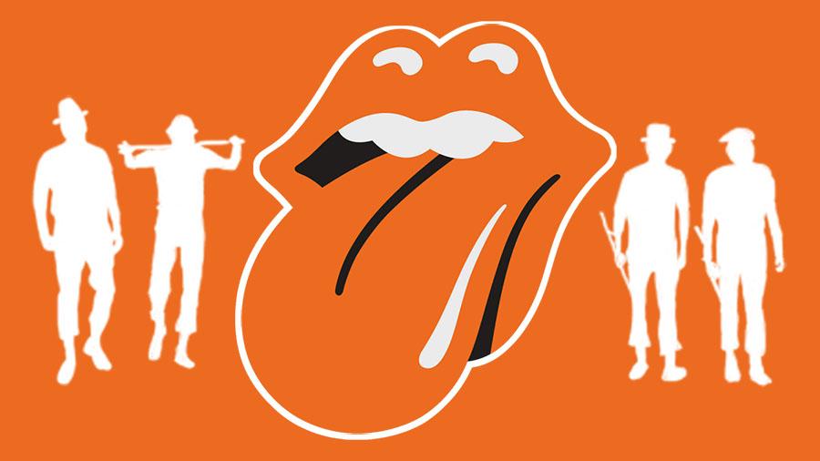 Clockwork Controversies Jagger lips graphic