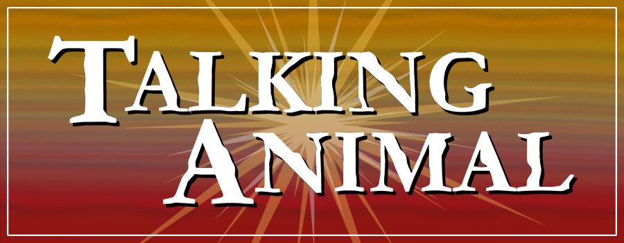 Talking Animal