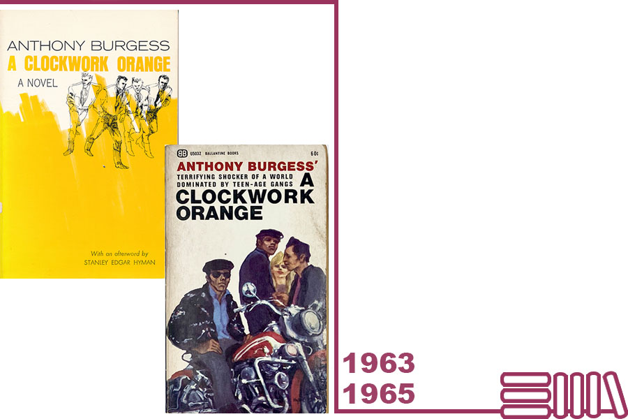 1963 and 1965 covers