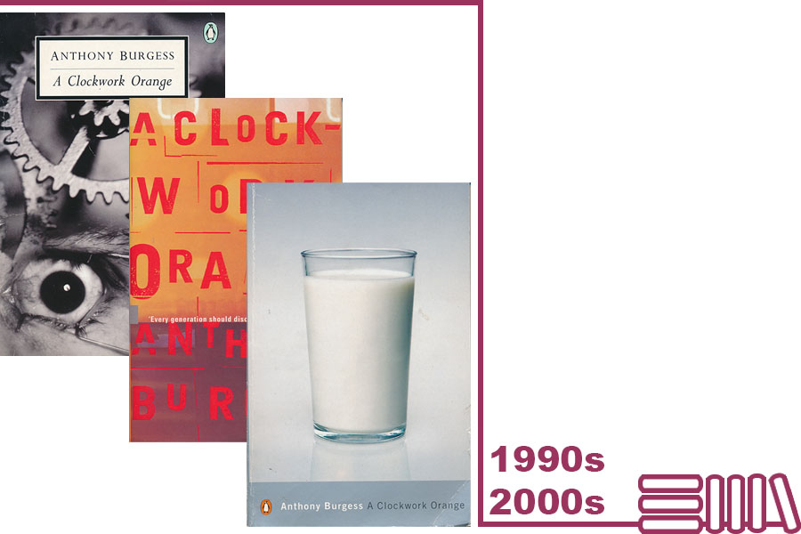 1990s 2000s book covers