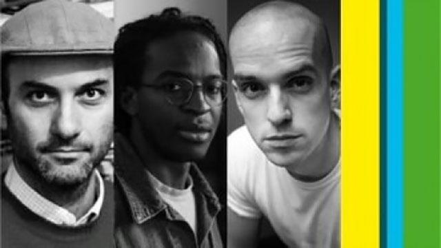 Leo Boix, Kayo Chingonyi & Andrew McMillan